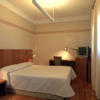 Hotel Escuela habitación